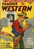 Famous Western (1937-1960 Columbia Publications) Pulp Vol. 6 #6