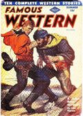 Famous Western (1937-1960 Columbia Publications) Pulp Vol. 7 #2