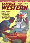 Famous Western (1937-1960 Columbia Publications) Pulp Vol. 8 #2