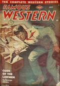 Famous Western (1937-1960 Columbia Publications) Pulp Vol. 8 #4