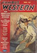 Famous Western (1937-1960 Columbia Publications) Pulp Vol. 9 #6