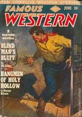 Famous Western (1937-1960 Columbia Publications) Pulp Vol. 10 #3
