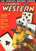 Famous Western (1937-1960 Columbia Publications) Pulp Vol. 10 #5