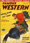 Famous Western (1937-1960 Columbia Publications) Pulp Vol. 10 #6