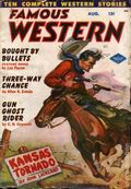 Famous Western (1937-1960 Columbia Publications) Pulp Vol. 11 #4
