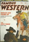 Famous Western (1937-1960 Columbia Publications) Pulp Vol. 11 #6