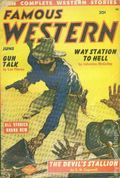 Famous Western (1937-1960 Columbia Publications) Pulp Vol. 12 #3