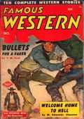 Famous Western (1937-1960 Columbia Publications) Pulp Vol. 12 #5