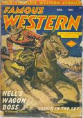 Famous Western (1937-1960 Columbia Publications) Pulp Vol. 12 #6