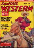 Famous Western (1937-1960 Columbia Publications) Pulp Vol. 13 #2