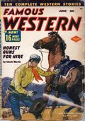 Famous Western (1937-1960 Columbia Publications) Pulp Vol. 13 #3