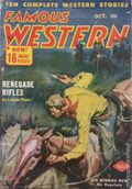 Famous Western (1937-1960 Columbia Publications) Pulp Vol. 13 #5