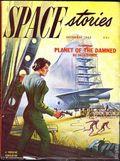 Space Stories (1952-1953 Standard Magazines) Pulp Vol. 1 #2