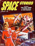Space Stories (1952-1953 Standard Magazines) Pulp Vol. 1 #3