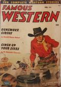 Famous Western (1937-1960 Columbia Publications) Pulp Vol. 14 #1