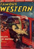 Famous Western (1937-1960 Columbia Publications) Pulp Vol. 14 #4