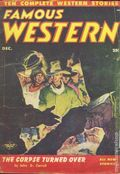 Famous Western (1937-1960 Columbia Publications) Pulp Vol. 14 #6