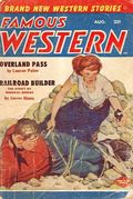 Famous Western (1937-1960 Columbia Publications) Pulp Vol. 16 #4