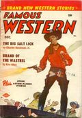 Famous Western (1937-1960 Columbia Publications) Pulp Vol. 16 #6