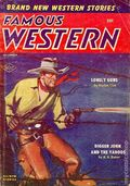 Famous Western (1937-1960 Columbia Publications) Pulp Vol. 17 #6