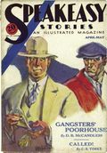 Speakeasy Stories (1931 Good Story Magazine) Pulp Vol. 1 #1