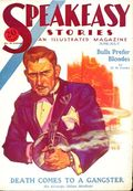 Speakeasy Stories (1931 Good Story Magazine) Pulp Vol. 1 #2