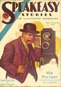 Speakeasy Stories (1931 Good Story Magazine) Pulp Vol. 1 #3