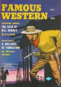 Famous Western (1937-1960 Columbia Publications) Pulp Vol. 18 #4