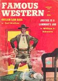 Famous Western (1937-1960 Columbia Publications) Pulp Vol. 18 #5