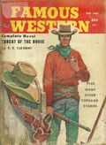 Famous Western (1937-1960 Columbia Publications) Pulp Vol. 19 #5
