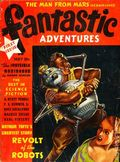 Fantastic Adventures (1939-1953 Ziff-Davis Publishing) Pulp May 1939
