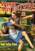 Speed Adventure Stories (1943-1946 Trojan-Arrow Publishing) Pulp Vol. 1 #1