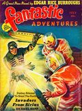 Fantastic Adventures (1939-1953 Ziff-Davis Publishing) Pulp Jul 1939