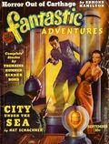 Fantastic Adventures (1939-1953 Ziff-Davis Publishing ) Vol. 1 #3