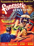 Fantastic Adventures (1939-1953 Ziff-Davis Publishing) Pulp Feb 1940
