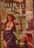 Speed Adventure Stories (1943-1946 Trojan-Arrow Publishing) Pulp Vol. 1 #5