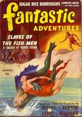 Fantastic Adventures (1939-1953 Ziff-Davis Publishing) Pulp Vol. 3 #2