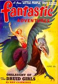 Fantastic Adventures (1939-1953 Ziff-Davis Publishing ) Vol. 3 #4