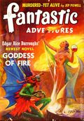 Fantastic Adventures (1939-1953 Ziff-Davis Publishing ) Vol. 3 #5