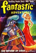 Fantastic Adventures (1939-1953 Ziff-Davis Publishing) Pulp Aug 1941