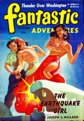 Fantastic Adventures (1939-1953 Ziff-Davis Publishing) Pulp Oct 1941