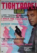 Tightrope! (1960 Great American) Pulp Vol. 1 #2