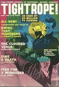 Tightrope! (1960 Great American) Pulp Vol. 1 #3