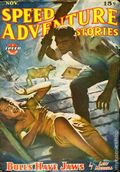 Speed Adventure Stories (1943-1946 Trojan-Arrow Publishing) Pulp Vol. 2 #1
