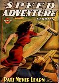 Speed Adventure Stories (1943-1946 Trojan-Arrow Publishing) Pulp Vol. 2 #3