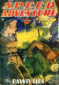 Speed Adventure Stories (1943-1946 Trojan-Arrow Publishing) Pulp Vol. 2 #4