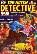 Top-Notch Detective (1938-1939 Western Fiction) Pulp Vol. 2 #5