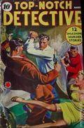 Top-Notch Detective (1938-1939 Western Fiction) Pulp Vol. 3 #1