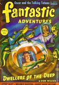 Fantastic Adventures (1939-1953 Ziff-Davis Publishing) Pulp Apr 1942