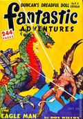 Fantastic Adventures (1939-1953 Ziff-Davis Publishing) Pulp Jul 1942